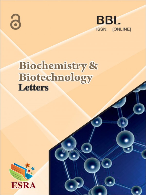 Biochemistry and Biotechnology Letters
