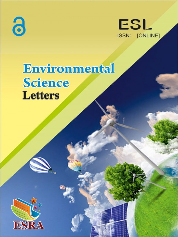 Environmental Science Letters
