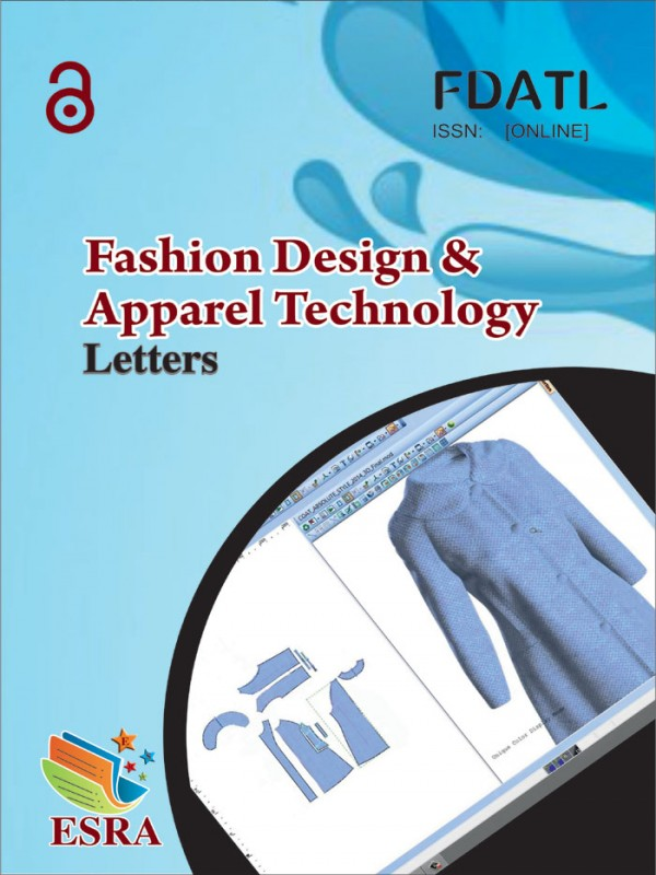 Fashion Design and Apparel Technology Letters