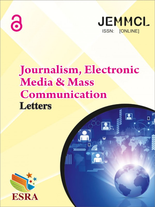Journalism, Electronic Media and Mass Communication Letters