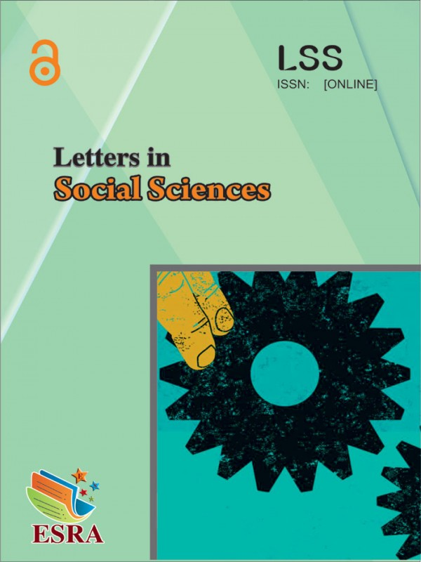 Letters in Social Sciences