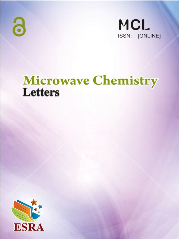 Microwave chemistry Letters
