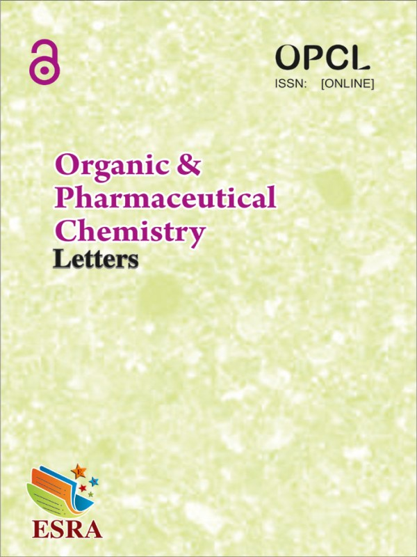 Organic and Pharmaceutical Chemistry Letters