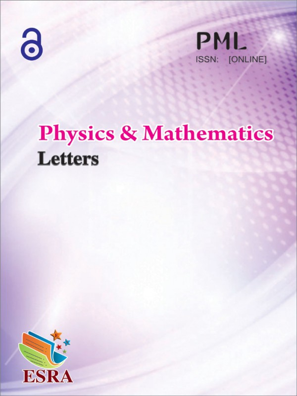Physics and Mathematics Letters